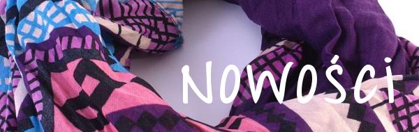 modne szale kominy i apaszki kolekcje 2014