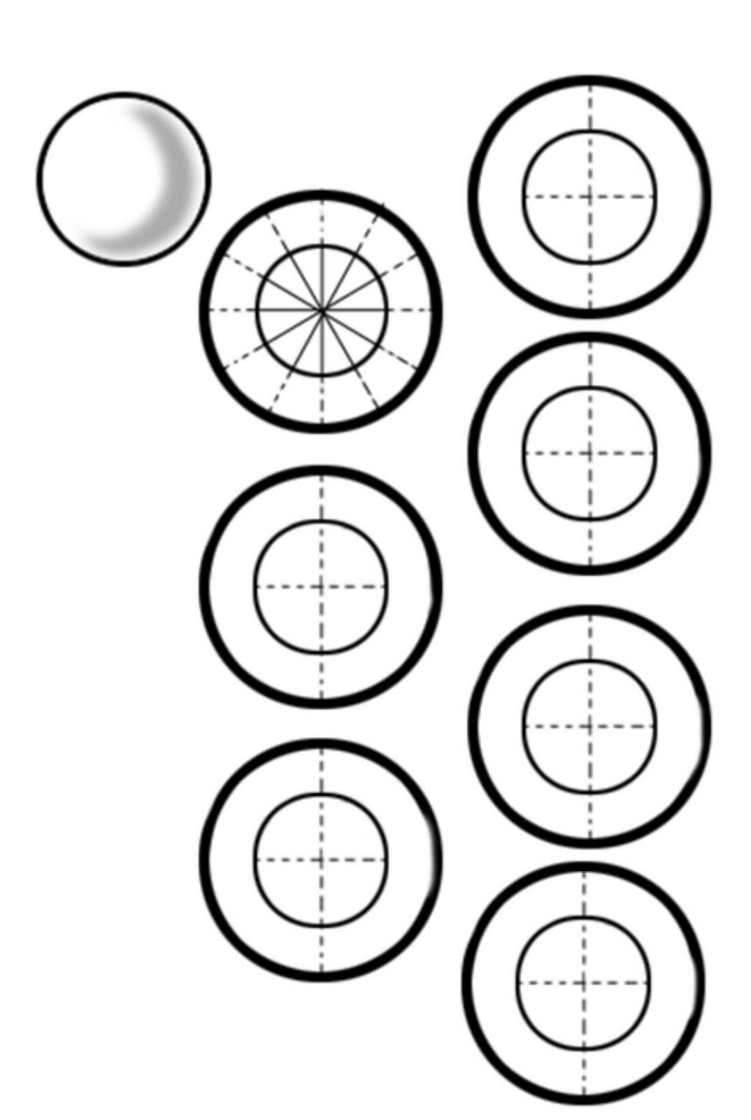Como Hacer Una Esfera Geometrica
