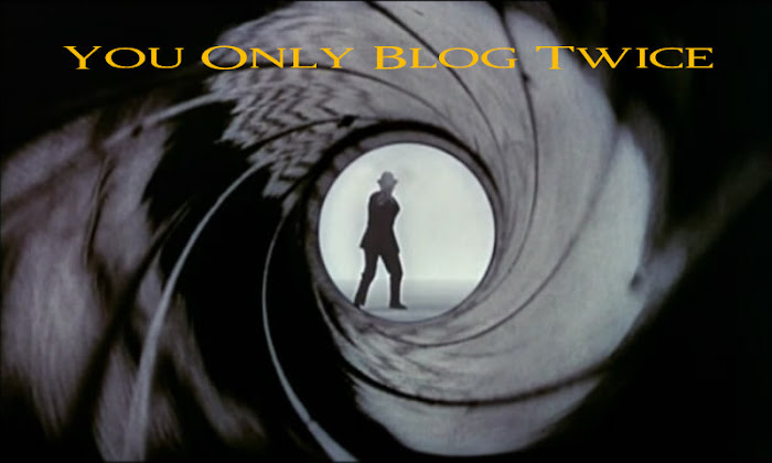 You Only Blog Twice