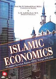 toko buku rahma: buku ISLAMIC ECONOMICS  , pengarang veithzal rivai, penerbit bumi aksara