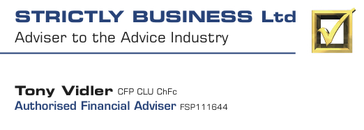 Tony Vidler, Strictly Business Ltd