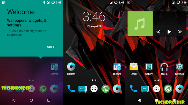 [Android 5.1.1] Resurrection Remix v5.5.4 for Samusng Galaxy S advance