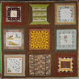 """Happy Nap Quilt"""