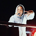 Kendrick Lamar gives a concert on a moving truck in Hollywood
