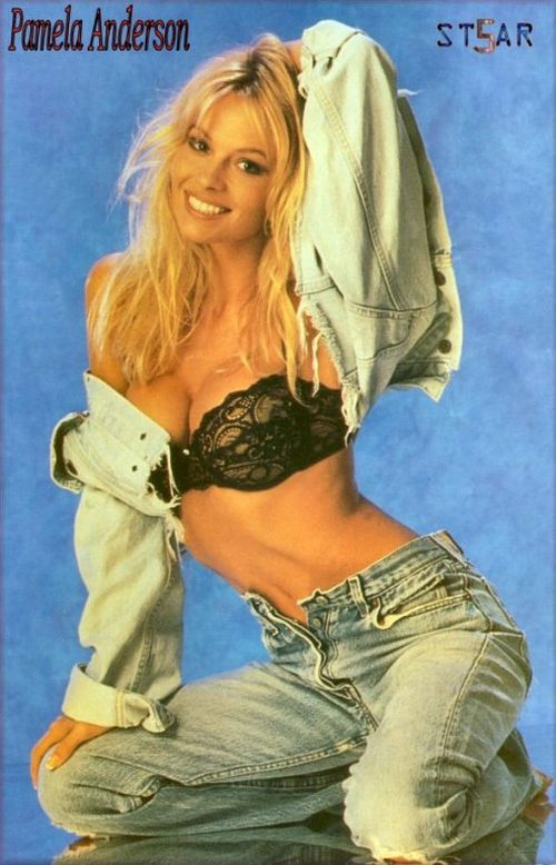 Pamela Anderson Young Pictures