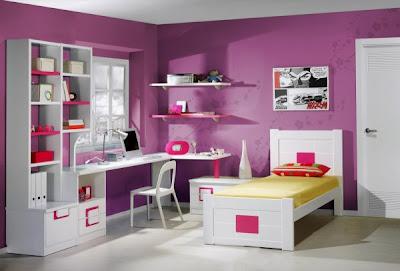 Decoracion de dormitorios juveniles habitaciones juveniles - Habitaciones juveniles ninas ...