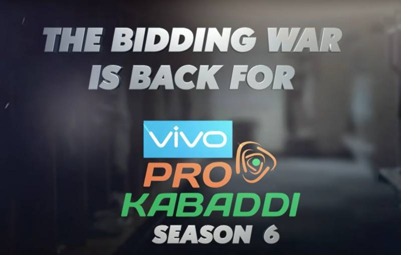 ProKabaddi 2018