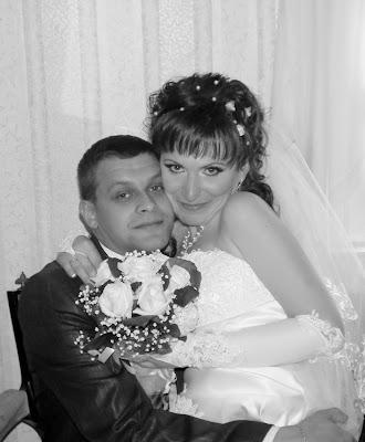 Свадебное фото - мы не растанемся никогда