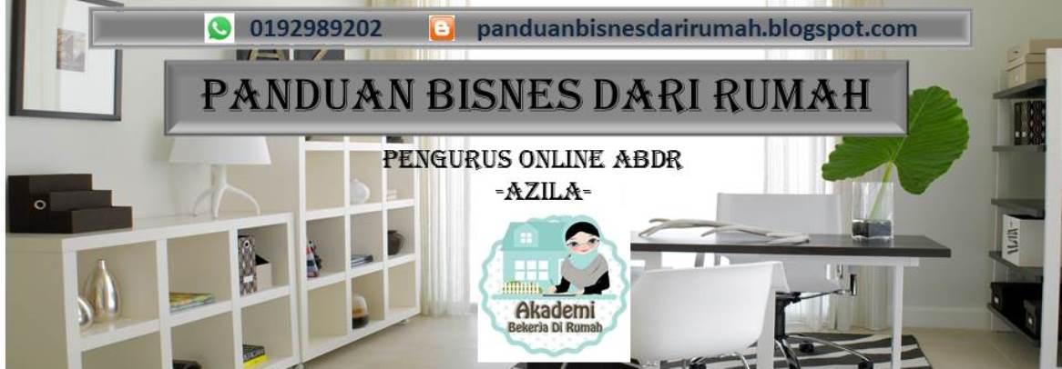 Panduan Bisnes Dari Rumah