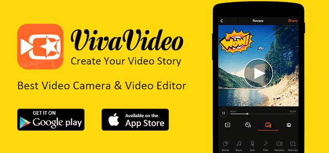 أفضل تطبيق محرر فيديو للاندرويد وايفون