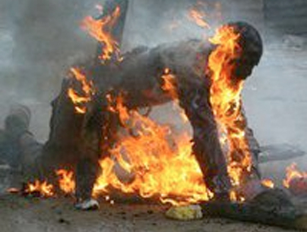 Self-Immolation Tibet [PHOTOS]: Residents Forced On Anti-Self ...
