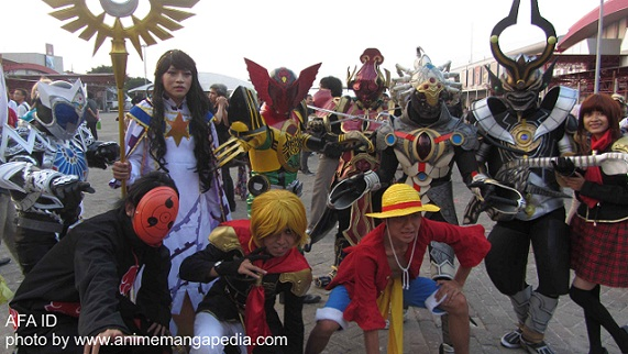 Anime Festival Asia Indonesia 2012 Report