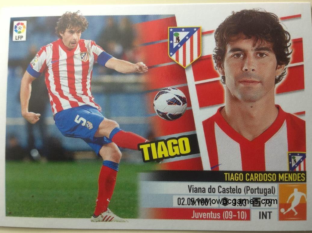 Liga ESTE 2013-14 Atl. de Madrid - 8 - Tiago