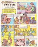 benzi desenate daci dacia burebista cutezatorii luminita revista dorandu sandu florea comica romania istorice