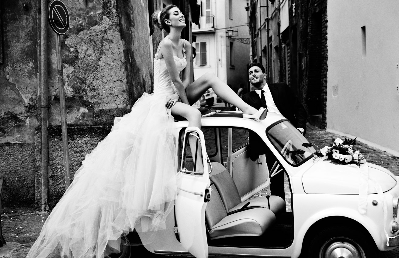 La Vie En Pose Italian Wedding By David Burton
