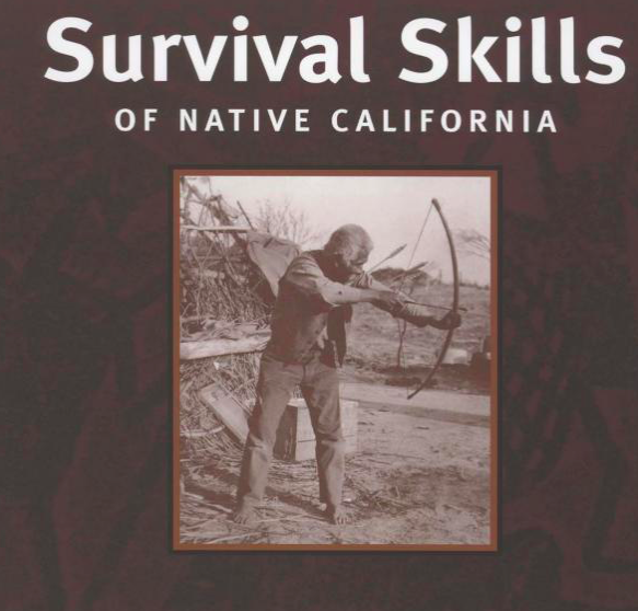 Indian Survival Skills: Barefoot Ted's Adventures: Survival Skills Of Native