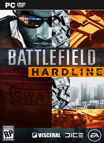 Battlefield Hardline-CPY For PC Terbaru cover