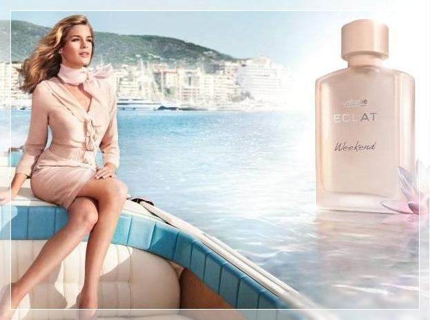 Oriflame-eclat weekend-eclat-parfum-koku yorumu-parfum incelemesi