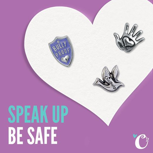 Origami Owl and Charms to Benefit Childhelp | Shop StoriedCharms.com