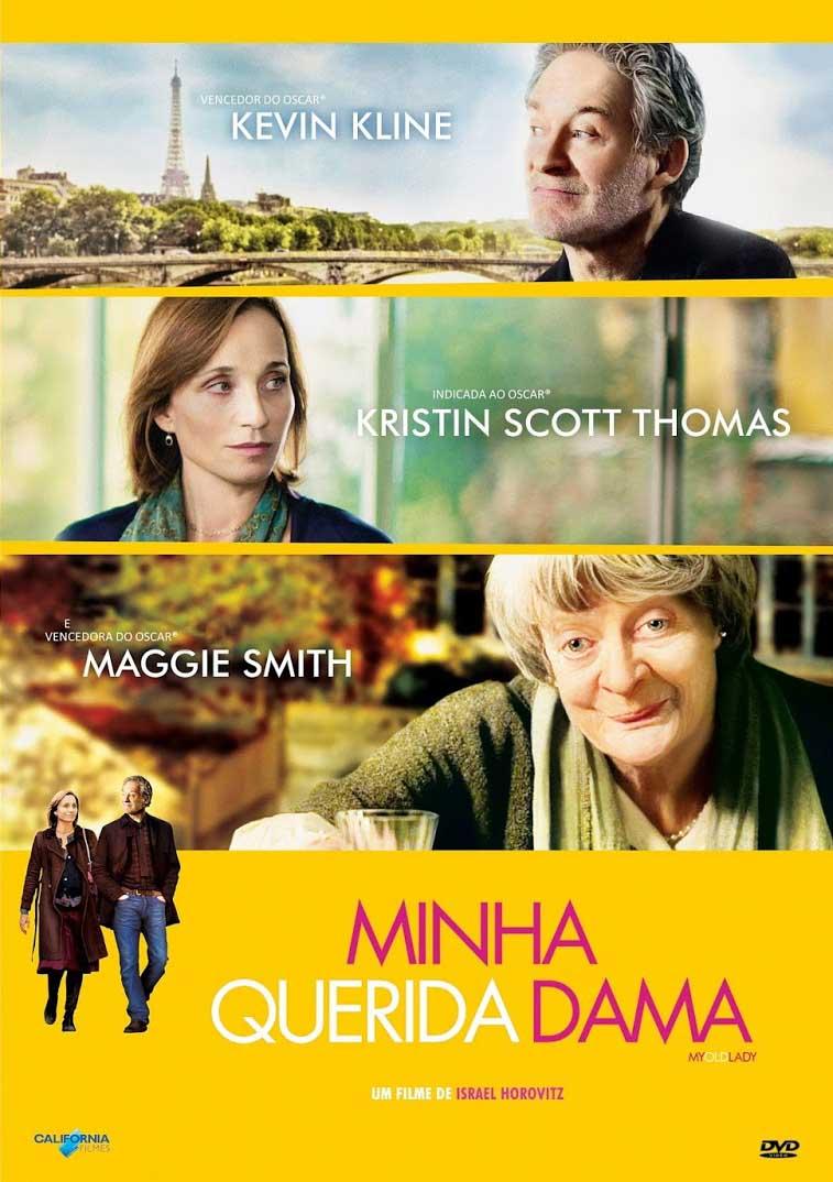 Minha Querida Dama Torrent - Blu-ray Rip 1080p Dual Áudio (2015)