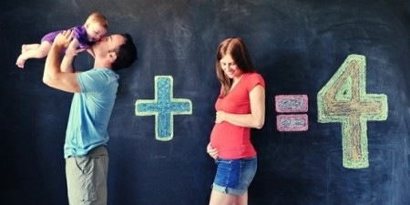 fotos criativas para grávida