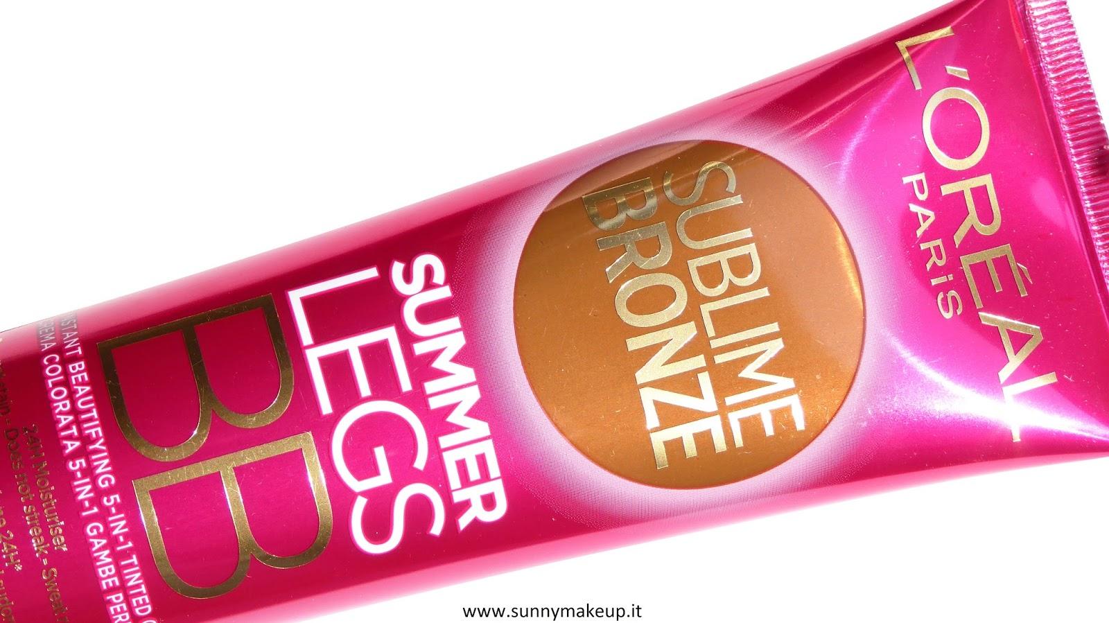 L'Oreal Paris - Sublime Bronze Summer Legs BB