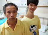 Garoto com dez vértebras na nuca deve passar por cirurgia para ter 'pescoço normal'