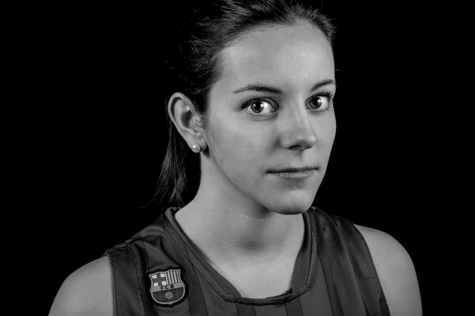 Xènia 05 - CBS Barça Senior Femenino A - 2013 :: Canon EOS 5D MkIII | ISO100 | Canon 24-105 @60mm | f/11 | 1/60s