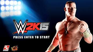 WWE 2K15 Full Version PC