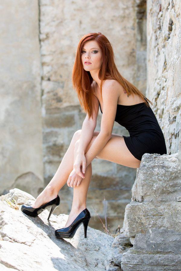 perceptual field - Ms. Ginger, Sensual Beauty...