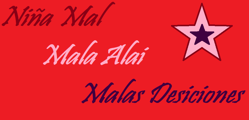 Novelas Laliter Niña Mal (Adaptada)