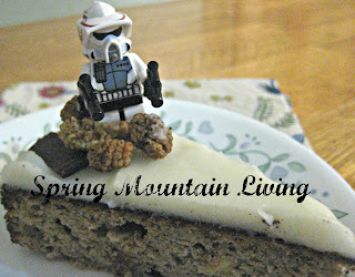 gluten free birthday cake at spring mountain living