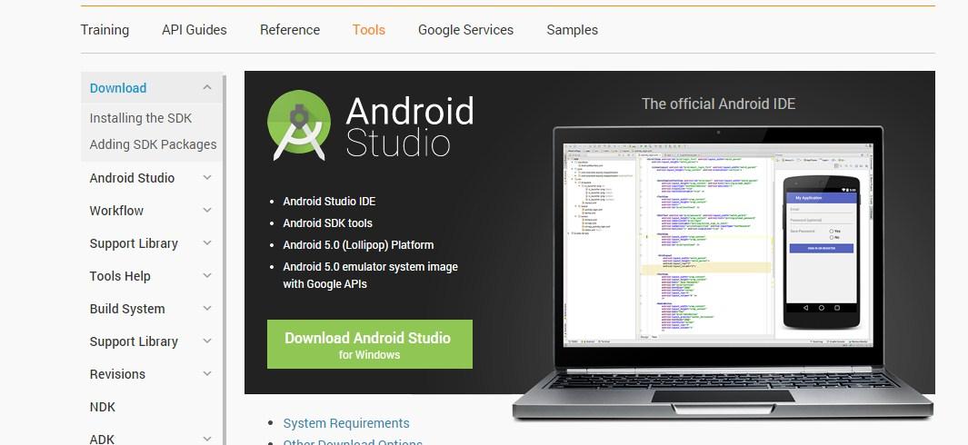 Как создать html на андроид