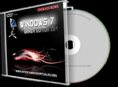 Windows 7 Ultimate X64 Game Rebel Edition | Game Rebel