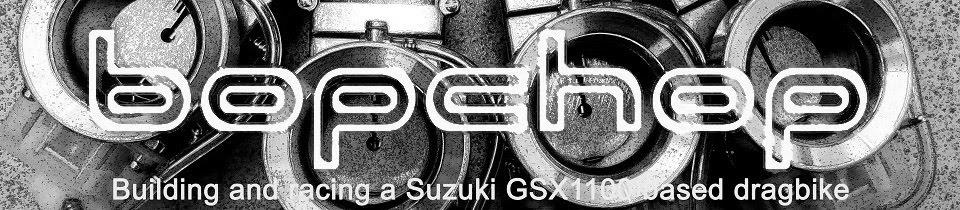 GSX1500 Dragbike
