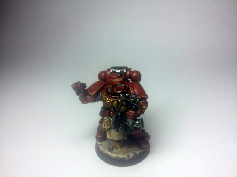 BLOOD ANGELS - WARHAMMER 40.000 1-2