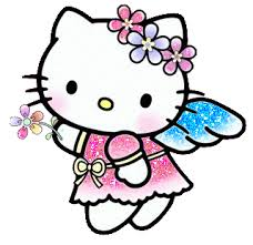 dp bbm hello kitty