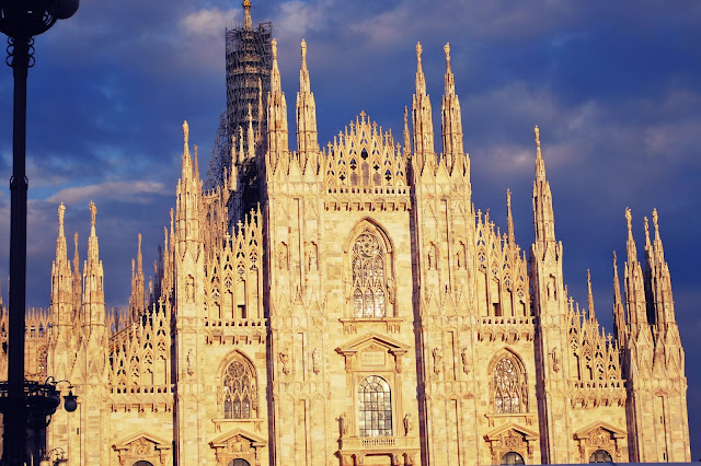 Shopping trip to Milan