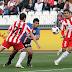 Agüero, entre los goleadores históricos del Atlético de Madrid
