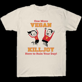 Vegan Killjoy T-Shirt