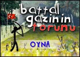 Battal Gazinin Torunu Oyunu
