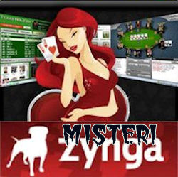 TexasHoldEm Zynga Poker Mistery