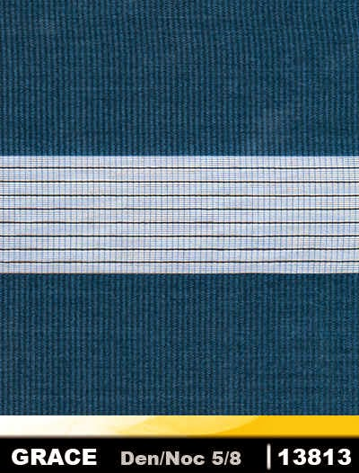 rulouri textile duble Day & Night Grace 13813
