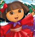 Christmas Dora Spot 6 Diff