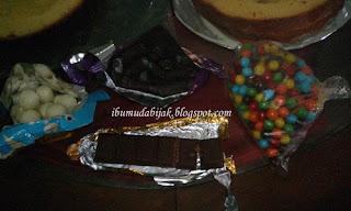 permen cokelat