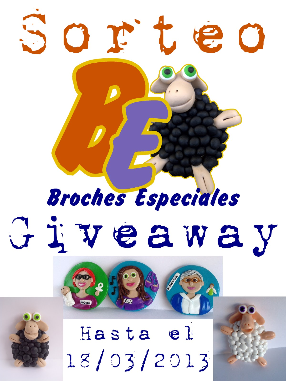 SORTEO EN BROCHES ESPECIALES