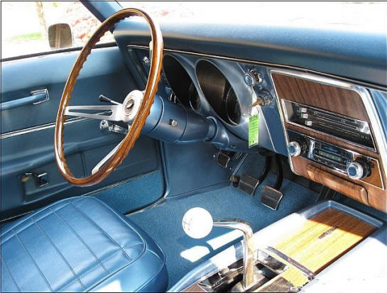 Puctaso 1968 Camaro Specifications And Restoration The