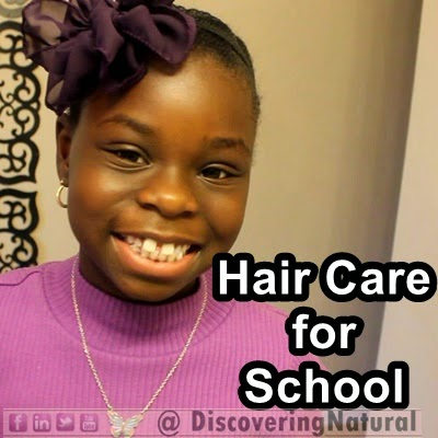 Naural Hair Care for Kids DiscoveringNatural