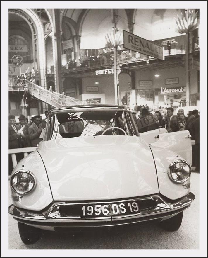 Motor paris salon de l 39 automobile 1948 1955 for Salon de l auto a paris