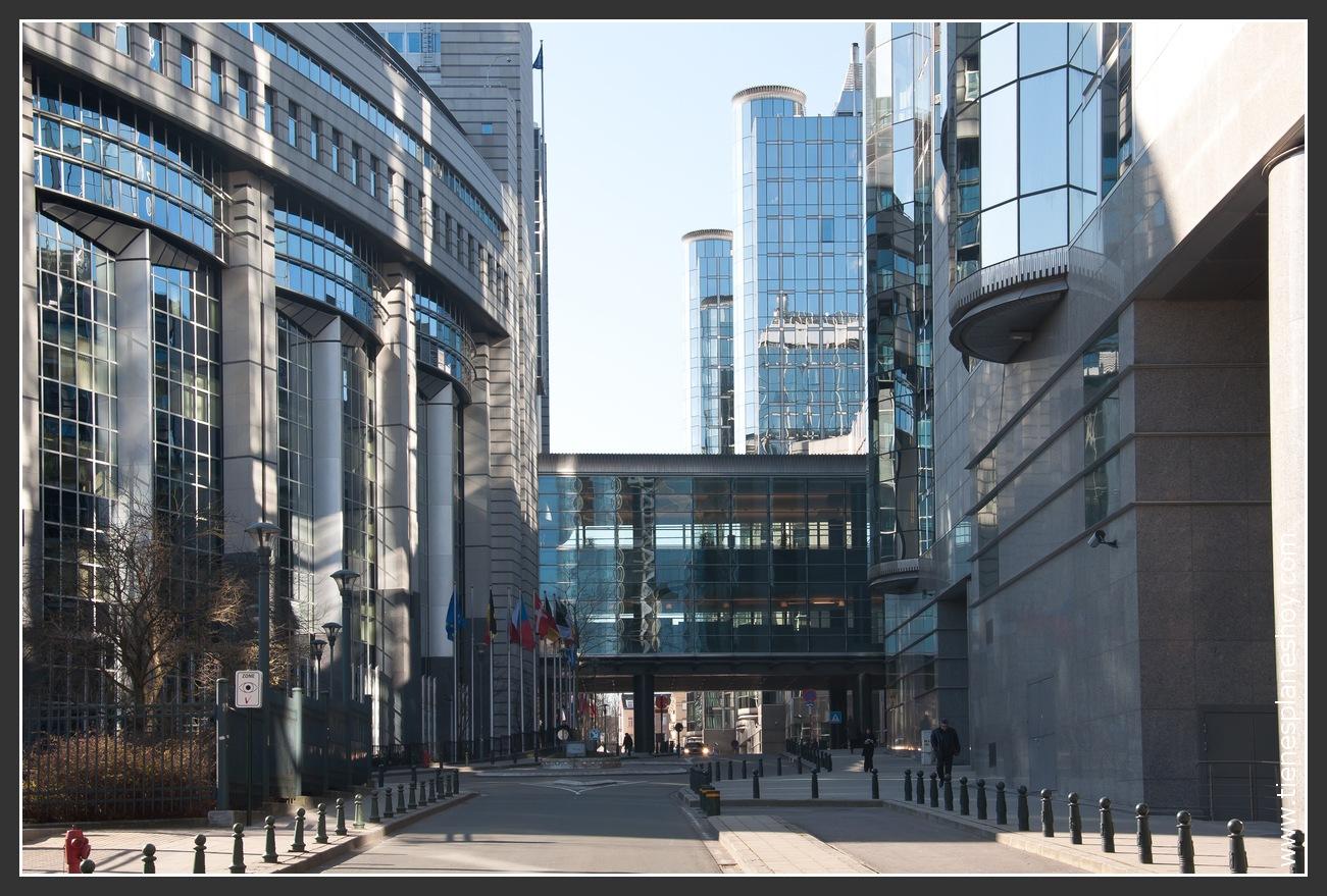 Parlamento Europeo Bruselas